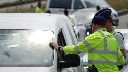 Drie wagens in beslag genomen omdat bestuurders boetes niet kunnen betalen
