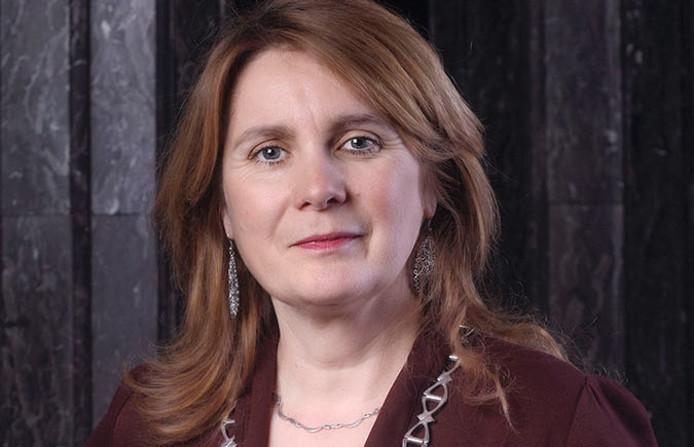 Burgemeester Marieke Moorman.