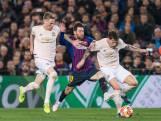 Barcelona heeft geen kind aan United