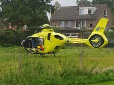 Fietser (57) die zaterdag gewond raakte na botsing met motor overleden