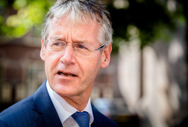 Minister Arie Slob voor Basis- en Voortgezet Onderwijs en Media . Beeld ANP