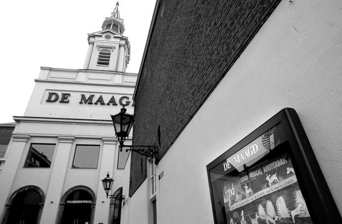 Theater de Maagd in Bergen op Zoom.