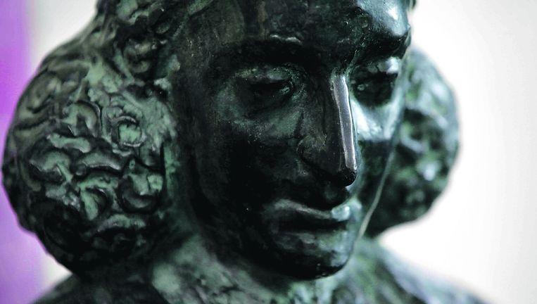 Filosoof Spinoza is vooral bekend geworden vanwege zijn opvattingen over tolerantie, democratie en gewetensvrijheid. Beeld
