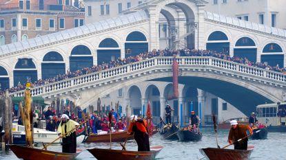 1.100 euro voor vier biefstukken en een visschotel in restaurant in Venetië