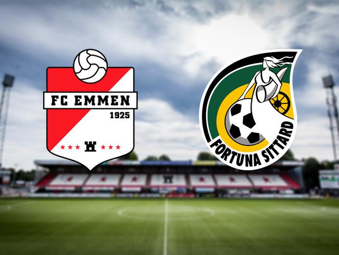Emmen - Fortuna Sittard