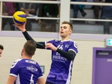 Volleyballers Vocasa kunnen koploper lang bijbenen: 'Goed voor het vertrouwen'