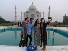 LIVE | Voorrang bij test voor medewerkers zorg en onderwijs, Taj Mahal ondanks vele besmettingen weer open