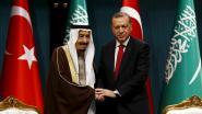 Saoedisch koningshuis belt zoon Khashoggi om hem te condoleren