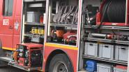 Brandweer rukt uit voor schouwbrand in Heuvelstraat