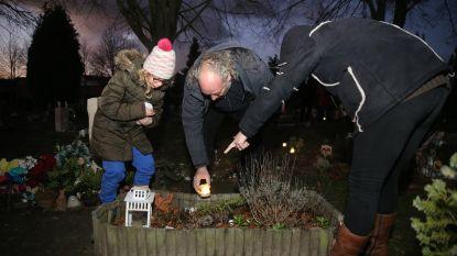 Overleden Gentse kindjes herdacht op Wereldlichtjesdag