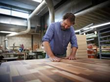 Herso maakt nieuw hout van afval van de milieustraat: 'We moeten niet langer jatten van volgende generatie'