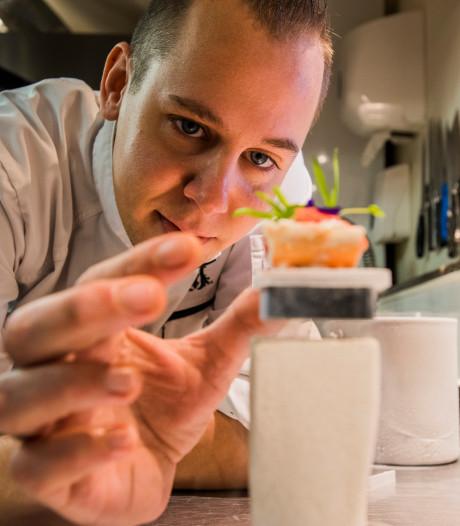 Michelinster voor restaurants Monarh (Tilburg), Oonivoo (Uden) en Flicka (Kerkdriel)