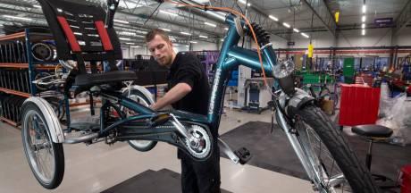 Varsseveldse fietsenfabrikant Van Raam breidt uit naar Polen