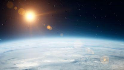 Melkweg weegt ongeveer 1,5 miljard miljard keer de Zon