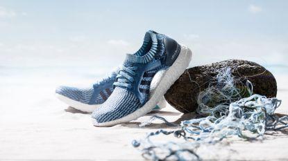 Adidas verkocht al 1 miljoen sneakers gemaakt van oceaanafval