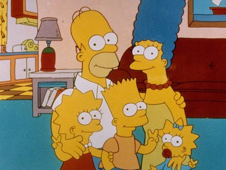 The Simpsons in honkbal Hall of Fame