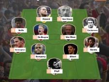 Het beste België aller tijden: onze experts kiezen de beste elf spelers
