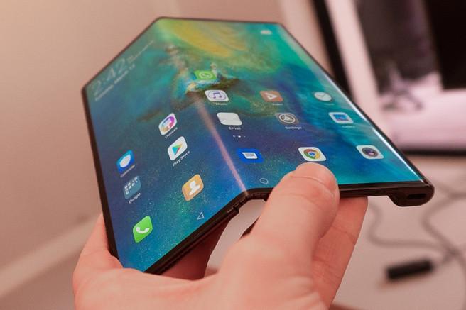 Huawei Mate X.