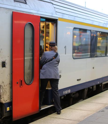 Menace de grève sur le rail ce samedi
