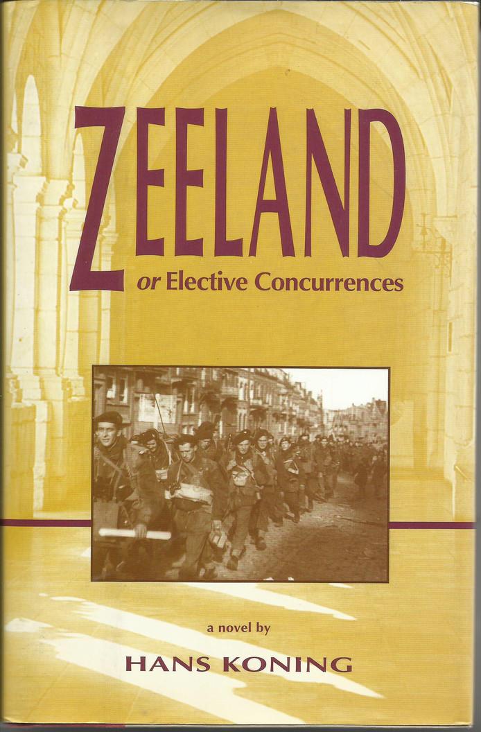cover Zeeland van Hans Koning