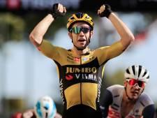 Van Aert ziet geen Tourwinnaar in zichzelf: 'Ik wil me niet omscholen tot ronderenner'
