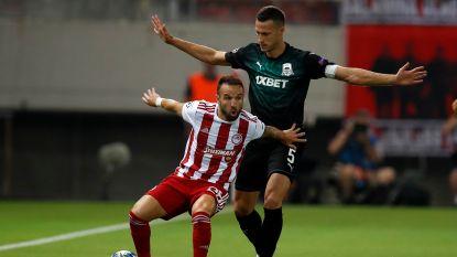 Kijk hier naar Olympiakos-Krasnodar, duel in de play-offronde van de Champions League