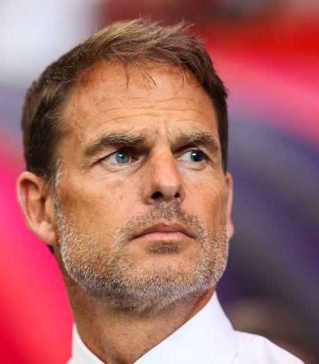 Frank de Boer volgt Ronald Koeman op als bondscoach van Oranje