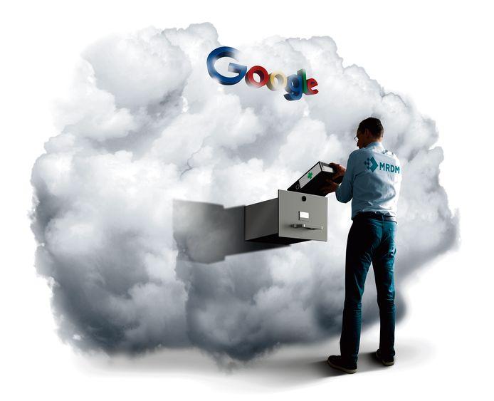 De medische gegevens van vele honderdduizenden Nederlandse ziekenhuisbezoekers worden door commerciële bedrijven verwerkt, en zitten sinds kort zelfs in de cloud van techreus Google