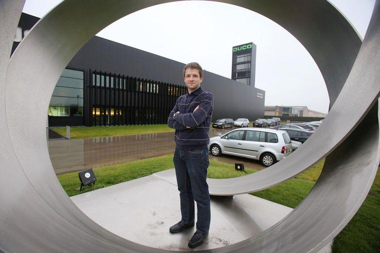 Marketingmanager Hendrik Dejonghe verwacht dat Duco dit jaar verder zal groeien.