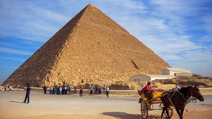 Mysterie ontrafeld: nieuwe ontdekking onthult hoe wereldberoemde piramides mogelijk gebouwd werden