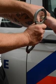 Arrestatie na huiselijk geweld in Hulst
