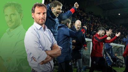 Onze chef voetbal geeft Bart Verhaeghe gelijk: twee Belgische zondagen op drie wordt Club naar beneden getrokken