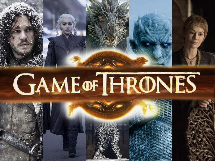 Game of thrones visual
