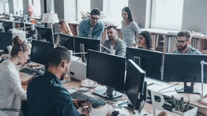 Belgische jobmotor draait alsmaar sneller