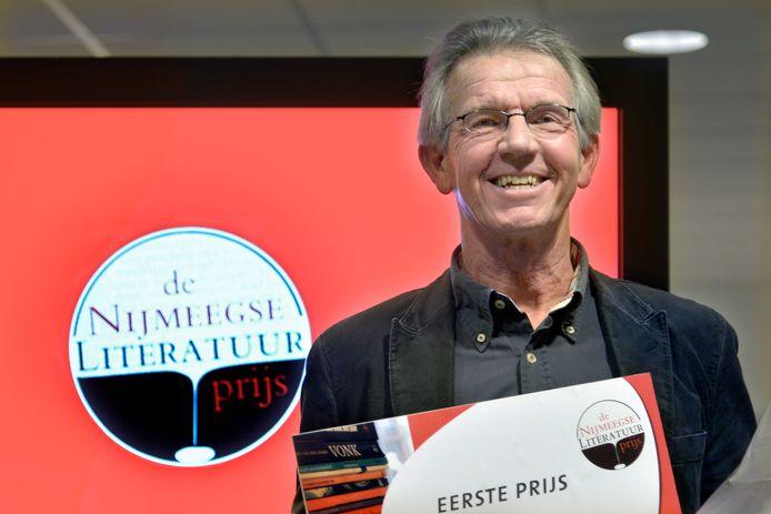 Hein van der Schoot was in 2014 de winnaar van Nijmeegse Literatuurprijs.