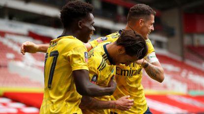 Football Talk. Stuttgart promoveert naar Bundesliga - Arsenal na late goal naar halve finales FA Cup - Watford laat trio uit kern na lockdownparty