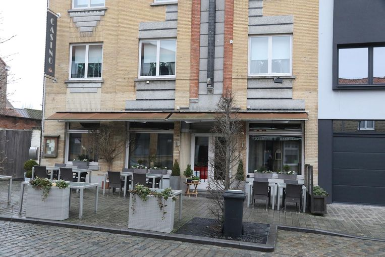 Restaurant Casino in Kemmel.