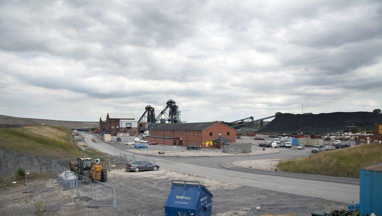 De steenkoolmijn van Hatfield. Beeld WassinkLundgren