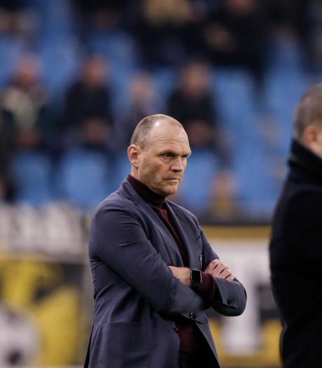 Oosting wil nu ook na rust een storm van Vitesse zien