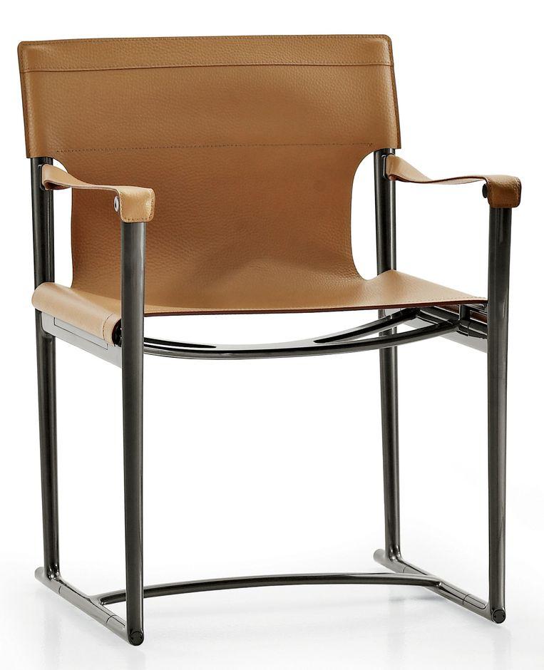 Stoel De 'Mirto' is een ontwerp van Antonio Citterio voor B&B Italia, € 1.777. bebitalia.com Beeld .