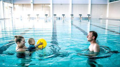 Ruim 17.000 zwemmers op de teller en het nieuwe zwembad is nog maar een dikke maand open