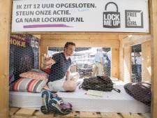 Team Nielz in Almelo: bijna 28 mille tegen kinderprostitutie