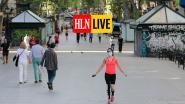 HLN LIVE. Kijk hier hoe druk het is in Spaanse hoofdstad Barcelona, waar de horeca en stranden heropenen na de lockdown