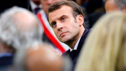 Macron ziet bij lancering 'nationaal debat' middenklasse in crisis