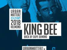 Nederlandse duo King Bee naar Urban Matterz in Helmond