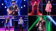 The Voice: onvervalste feelgoodtelevisie met Iron Maiden en één verbluffende rasartiest