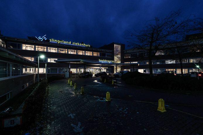 Het Slingeland-ziekenhuis in Doetinchem.