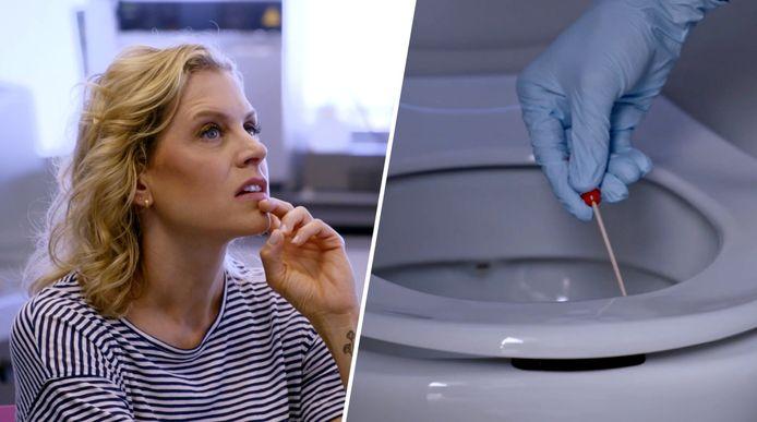 Dina Tersago onderzoekt in 'Ze Zeggen Dat' welk toilethokje je het best kiest.