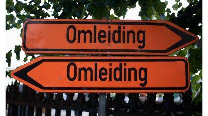 Slijpebrug komende week afgesloten voor werken aan slijtlaag
