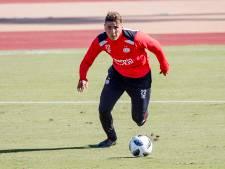 Voor PSV is het de uitdaging om Romero de juiste trainingsprikkels te geven